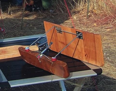 Реверс для кораблика для рыбалки своими руками
